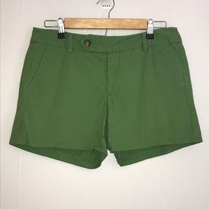 Mossimo Stretch Lime Green Shorts
